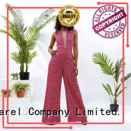 HongYu Apparel print dressy jumpsuits for women service travel