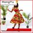 HongYu Apparel african two piece dress design africa