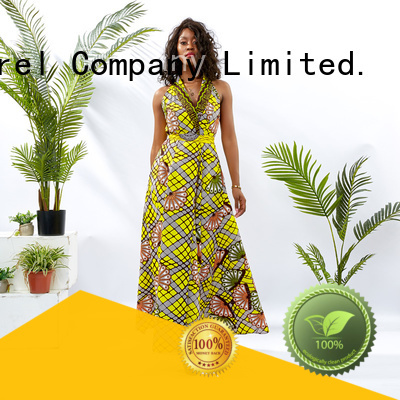 HongYu Apparel two wholesale dresses off africa