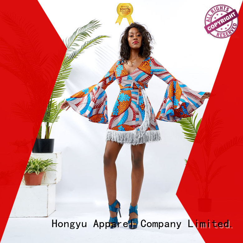 HongYu Apparel african dresses women mall