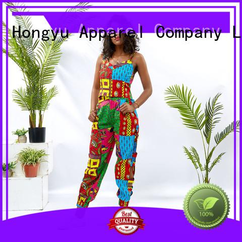 HongYu Apparel midi two piece dresses print travel